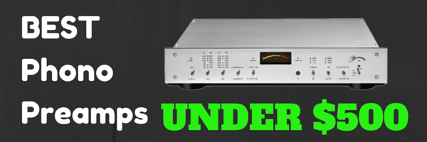 Best Phono Preamps