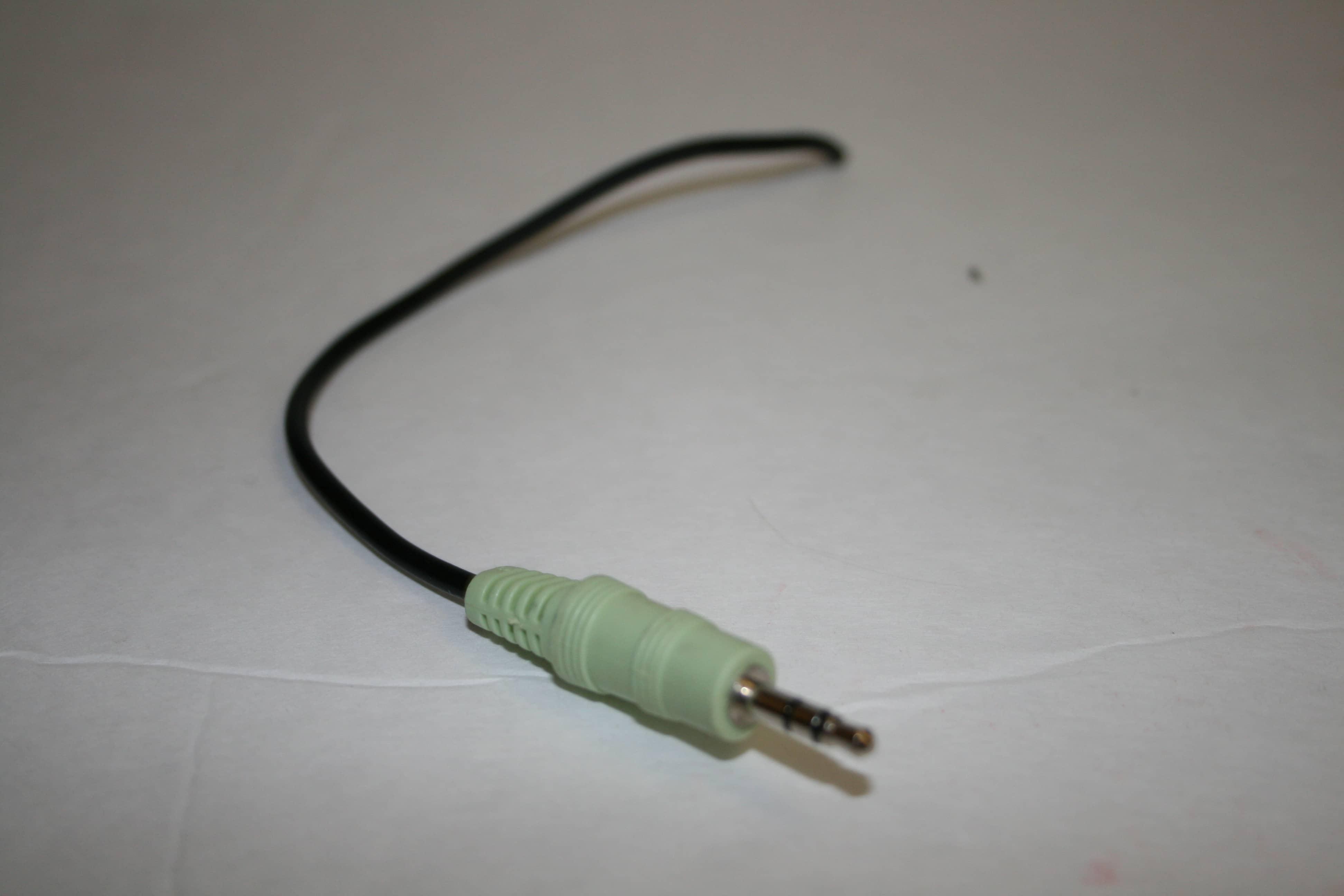 how to fix broken headphones - cut wire
