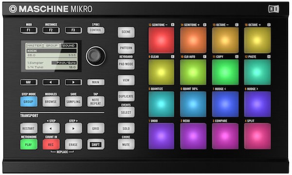 Native Instruments Maschine Mikro MK2 Review