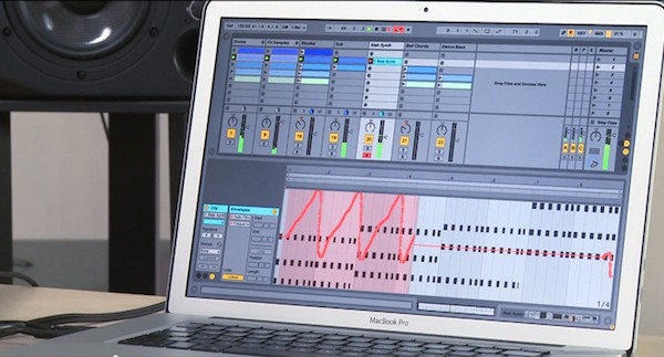 sound design in ableton
