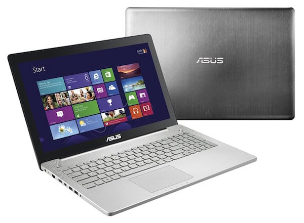 The ASUS N550 15 is a very powerful laptop with 8GB of RAM and a large 1TB hard drive for all of your samples and plugins.