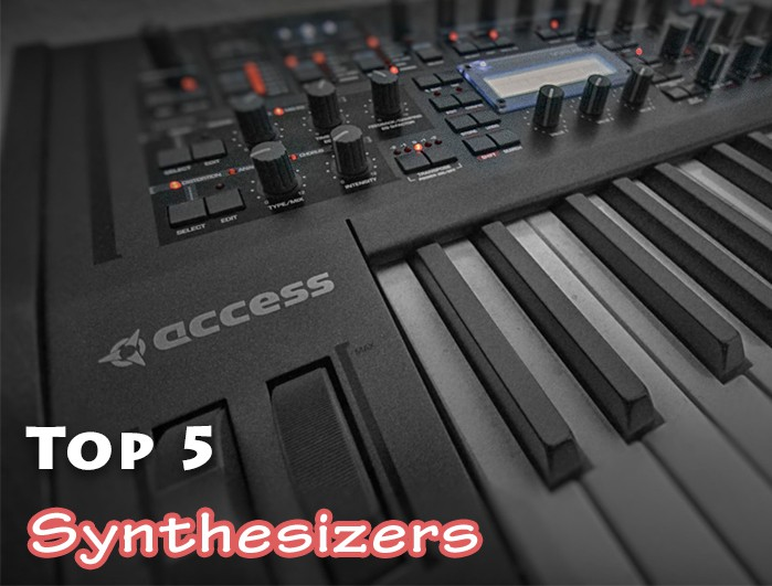top 5 synthesizers