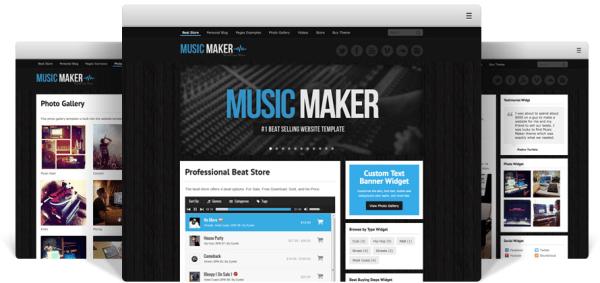 Music Maker Theme