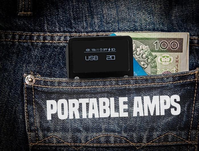Portable Amps