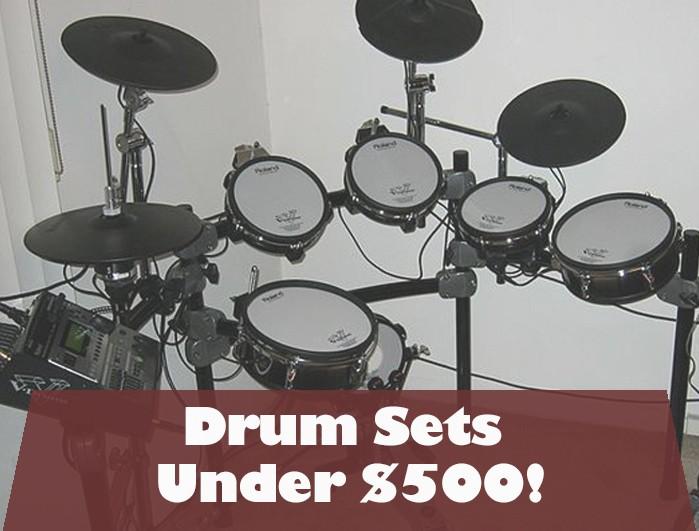 Drum Sets Under $500