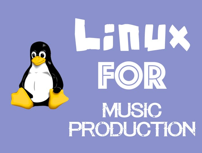 linux for music production
