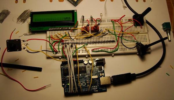 Arduino Foot Controller