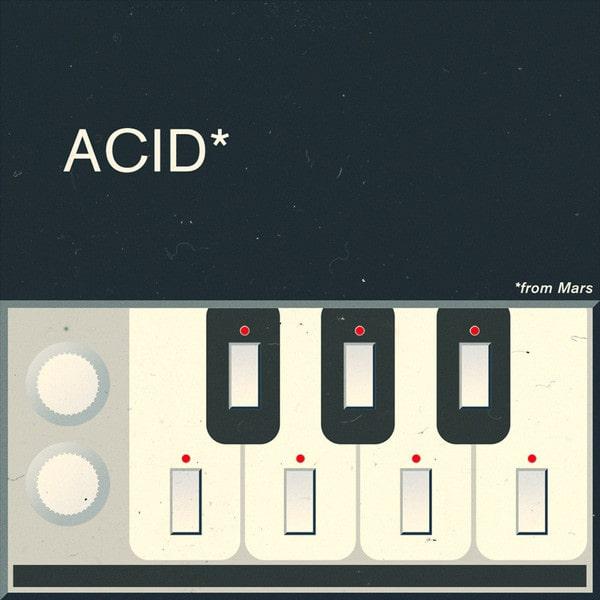 Acid From Mars