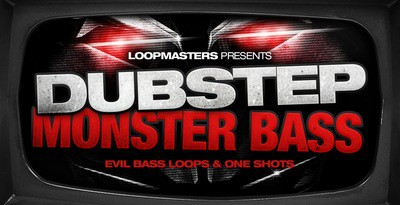Dubstep Monster Bass