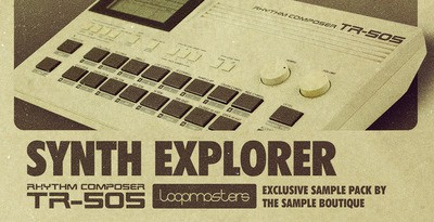 Synth Explorer - TR505