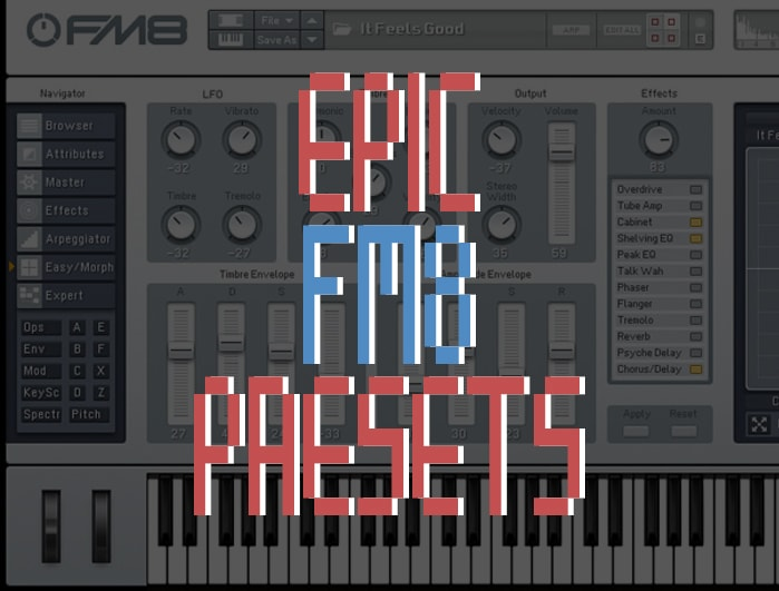 Best FM8 Presets
