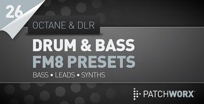 Drum & Bass FM8 Presets