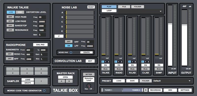 Talkie Box 2