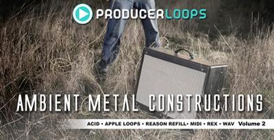 Ambient Metal Constructions Vol. 2
