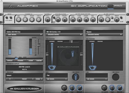 GK Amplification 2