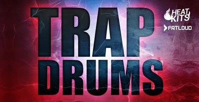 Heat Kits Trap Drums