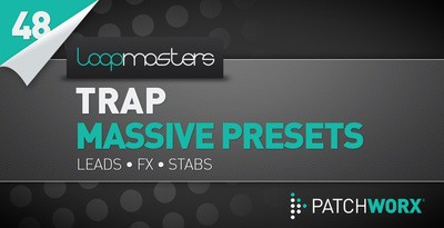Loopmasters Trap Synths