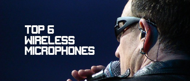 Best Wireless Microphones: The Ultimate Buyer's Guide