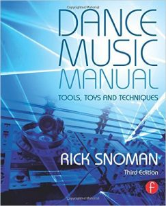 dance music manual book