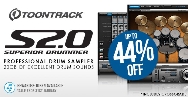 Superior Drummer Deal
