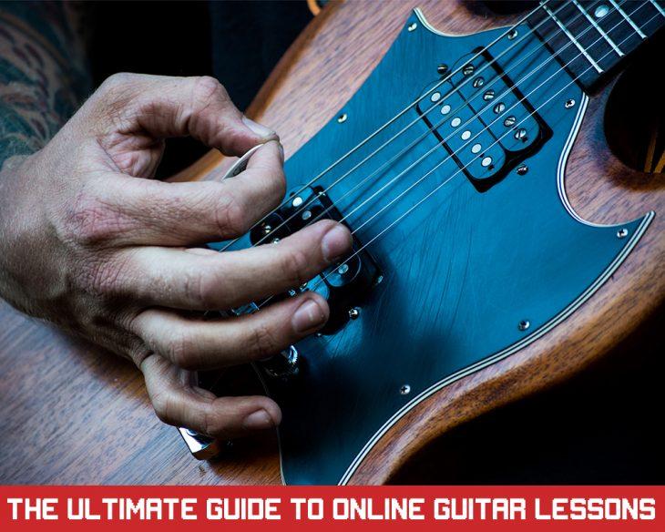 Ultimate Guitar Lessons Guide
