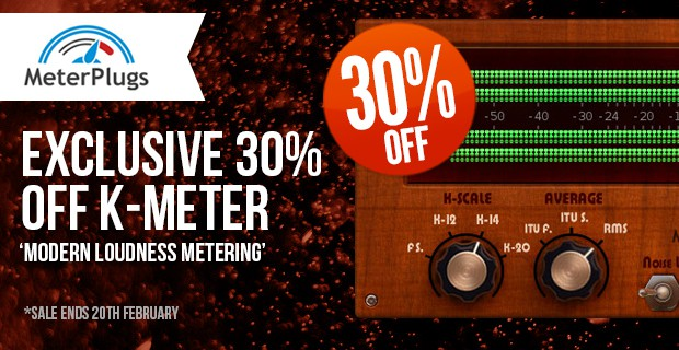 MeterPlugs K-Meter Sale