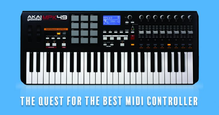 We discover the best MIDI controller