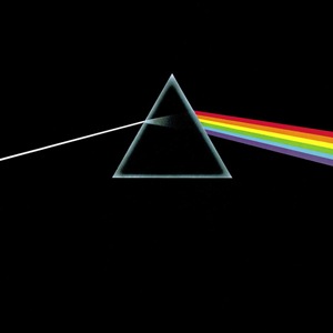 An example of great album artwork: The Dark Side Of The Moon