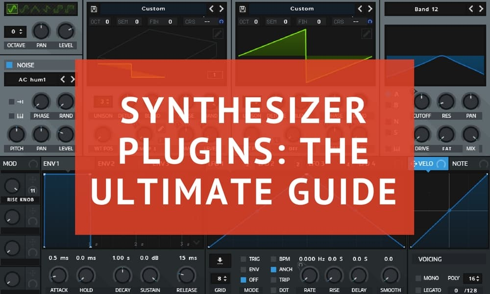 The Best VST Plugins: Synthesizers