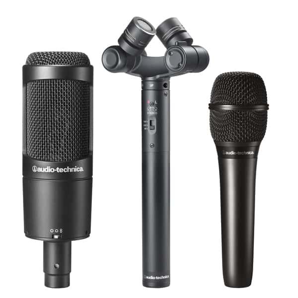 should i use a dynamic or condenser microphone. Black Bedroom Furniture Sets. Home Design Ideas